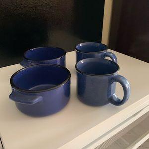 Von Pok & Chang stoneware